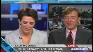 Rachel Maddow - Thomas Frank, The Wrecking Crew