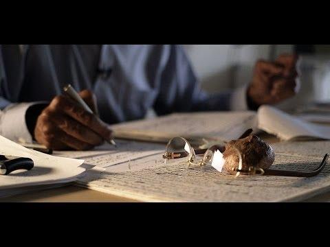 ibrahim al koni interview in the desert we visit death. Black Bedroom Furniture Sets. Home Design Ideas