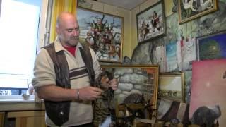 Светлин Стоев: художникът-войвода