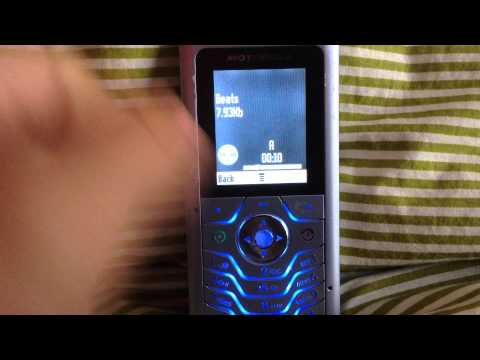 Motorola SLVR L6 ringtones (part 1)