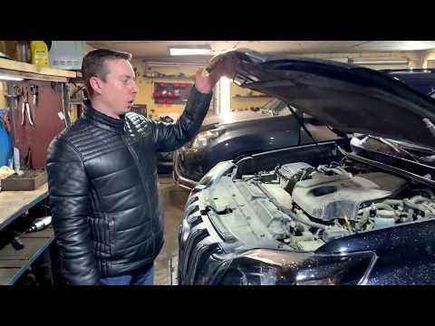 Как увеличить срок службы двигателя Toyota Land Cruiser Prado 150 2.8D?