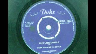 duke reid group- pink lane shuffle ( duke 1002  1960 )