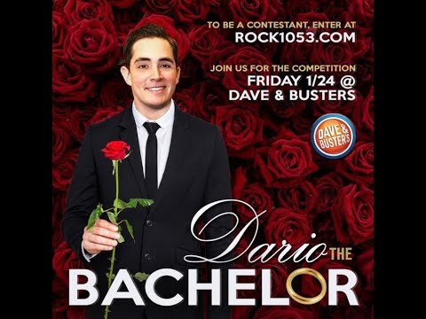 Follow Along With The Show - Why Dario Agreed To Do Dario The Bachelor [VIDEO]