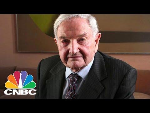 Billionaire Philanthropist David Rockefeller Dies At Age 101 | CNBC