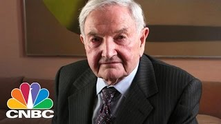 Billionaire Philanthropist David Rockefeller Dies At Age 101 | CNBC