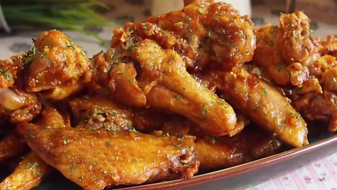 air fryer chicken wings cook time australia