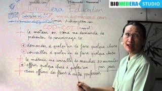 Bài 77: Ôn tập về COD và COI: 3 cấu trúc câu thông dụng (COD & COI, rappel)