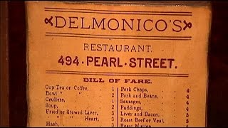New York's historic restaurants
