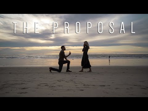 We're Engaged! - The Full Proposal