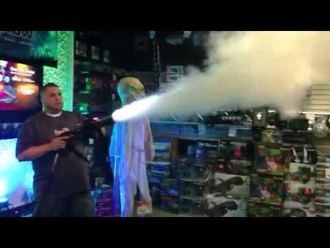 I DJ NOW HANSON PROSYSTEMS CO2 GUN SYSTEM