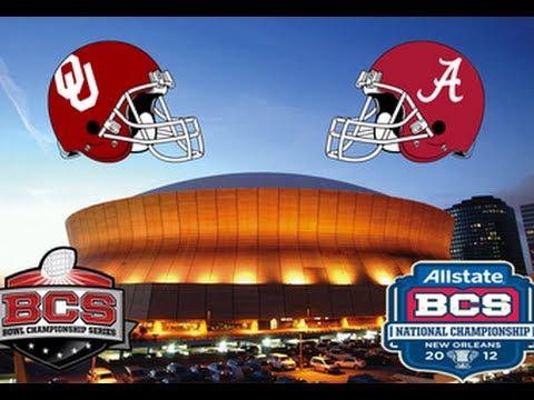 Alabama vs. Oklahoma - Sugar Bowl PREVIEW & Prediction ...