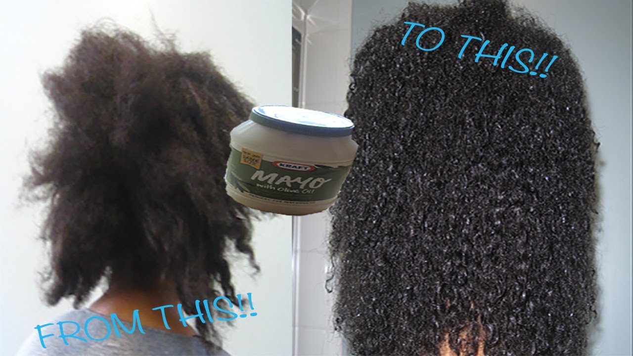 How to Use Mayonnaise as a Hair Conditioner recommend
