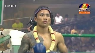 Rith Phulu vs Khukla(thai), Khmer Boxing Bayon 20 May 2018, Kun Khmer vs Muay Thai
