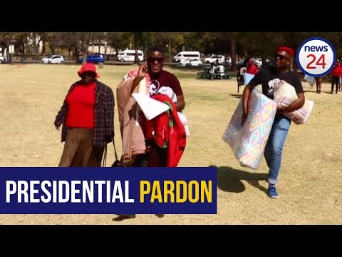 WATCH: Convicted Fees Must Fall activist seeks presidential pardon