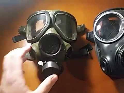 Gas Mask Guys: VM 37 gas mask from YouTube · Duration:  2 minutes 29 seconds