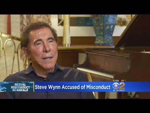 Female Staffers Accuse Casino Magnate Steve Wynn Of Sexual Misconduct
