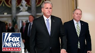 House GOP leaders speak after Iran fires missiles at US forces in Iraq