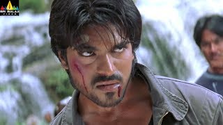 Chirutha Movie Climax Scene | Telugu Movie Scenes | Ram Charan, Puri Jagannadh | Sri Balaji Video