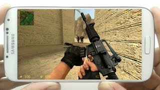 Top 5 Free Offline Android Game Like Counter strike Under 100MB || pt.1 ✔