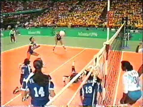 Brasil x Cuba Atlanta 1996 Parte 3 12 - YouTube d6b58fe682a46