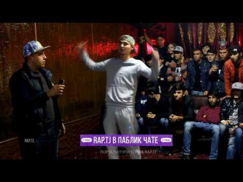 Видео Battle Jalod Vs  Basmach (RAP.TJ)