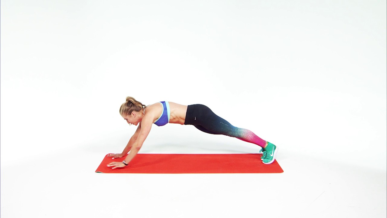 This Barrys Bootcamp Workout Will Strengthen Your Core In  Minutes Flat Health Magazine