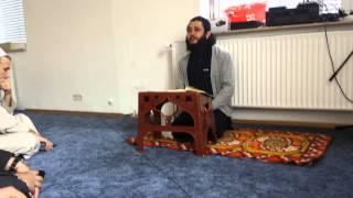 Download lagu Hajji Ibrahim Hamburg dars