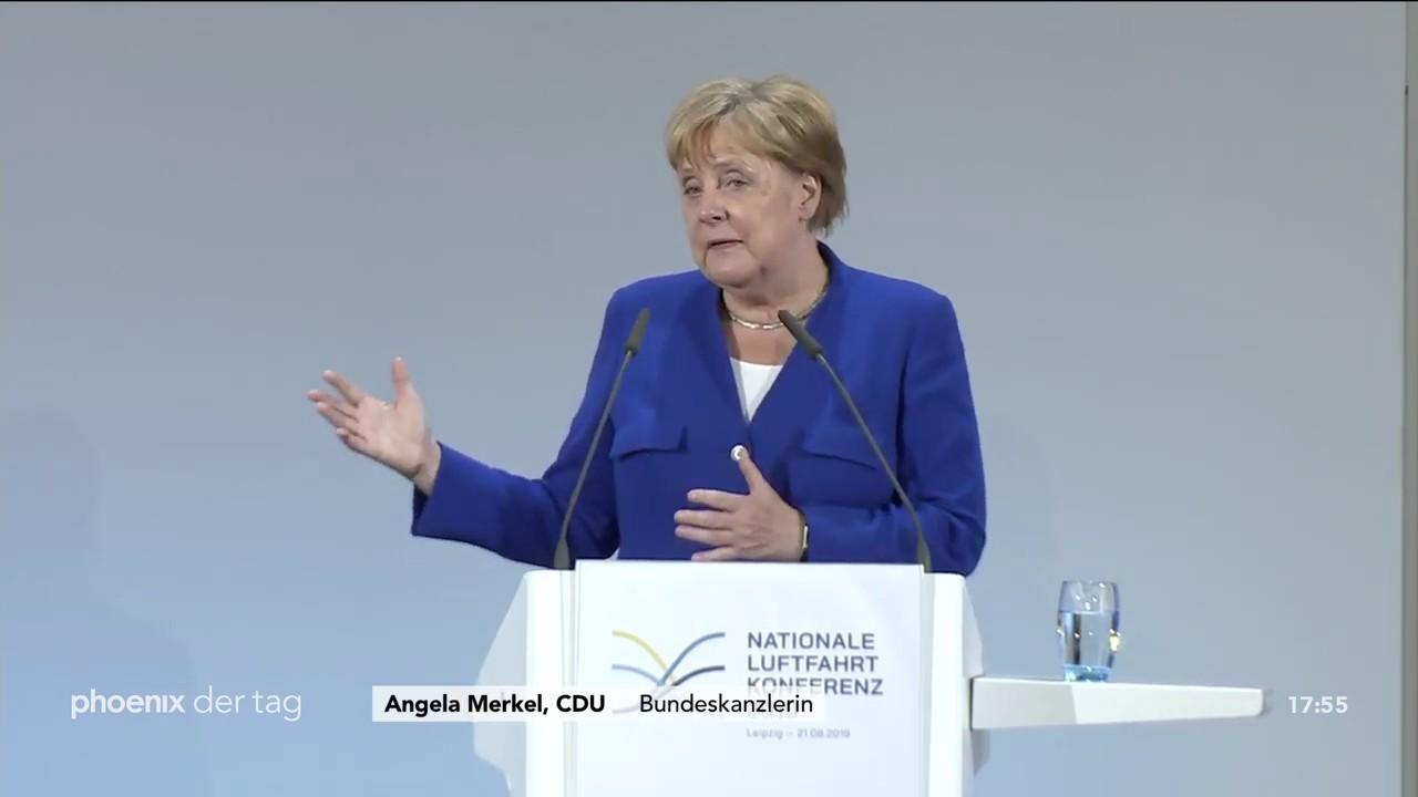 Rede Von Bundeskanzlerin Merkel
