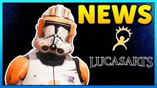 LUCASFILM Growing Games Team - Star Wars Gaming News Updates