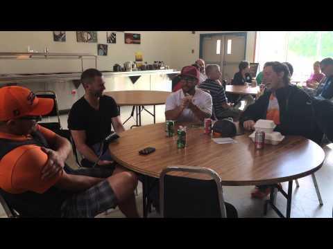 Sheldon Guenther, Andrew Voth, Scott Wiens, Todd Bergman Interview