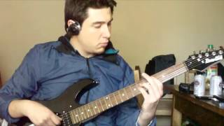 The verve pipe - Freshman Guitar Cover