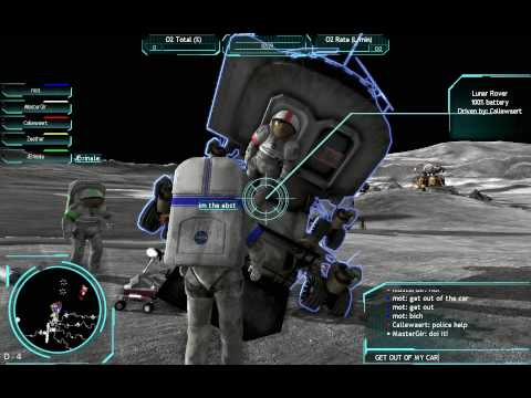 Moonbase Alpha Adventures: Daily Life Of An Astronaut