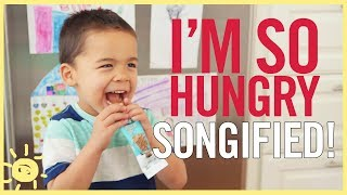 I'M SO HUNGRY (Official Music Video)