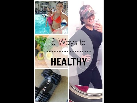 8 Ways to Become Healthier