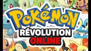 Catchin' Them All in Pokémon Revolution Online! - with Swedenboy Gaming