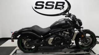 2015 Kawasaki Vulcan S ABS Black - used motorcycle for sale - Eden Prairie, MN