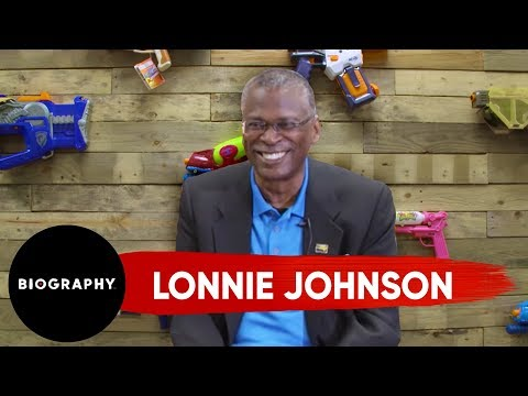 Mobile Inventor of Super Soaker on A&E Biography