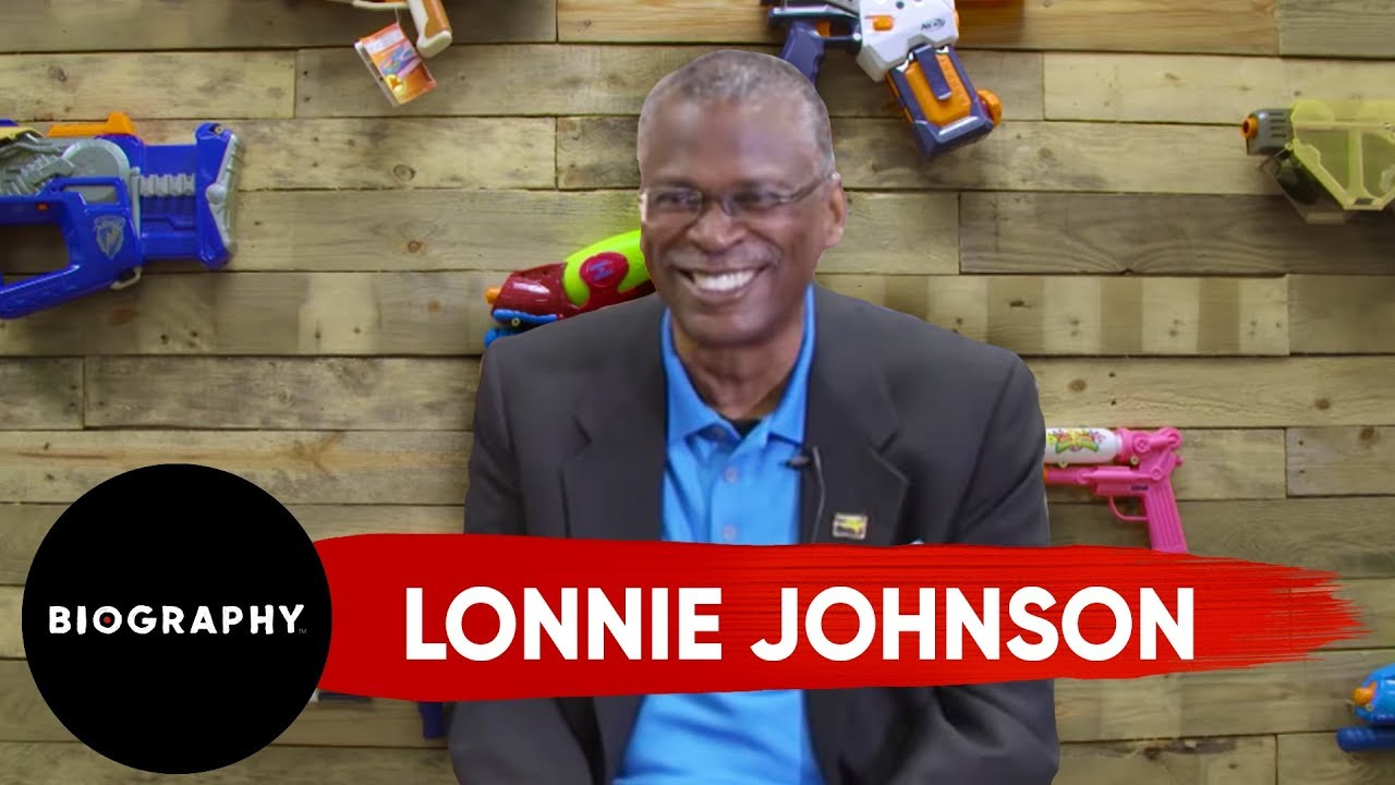 Biography and Reddit Present: Super Soaker inventor Lonnie Johnson | Biography - YouTube