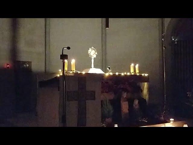 Hora Eucaristíca - 3/12/20