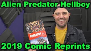 Alien Predator Hellboy - 2019 New Comic Printings (Essentials)
