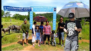Visit Okey Appendix Primary School at Chi Phat Koh Kong province Thmor Bang district in Cambodia