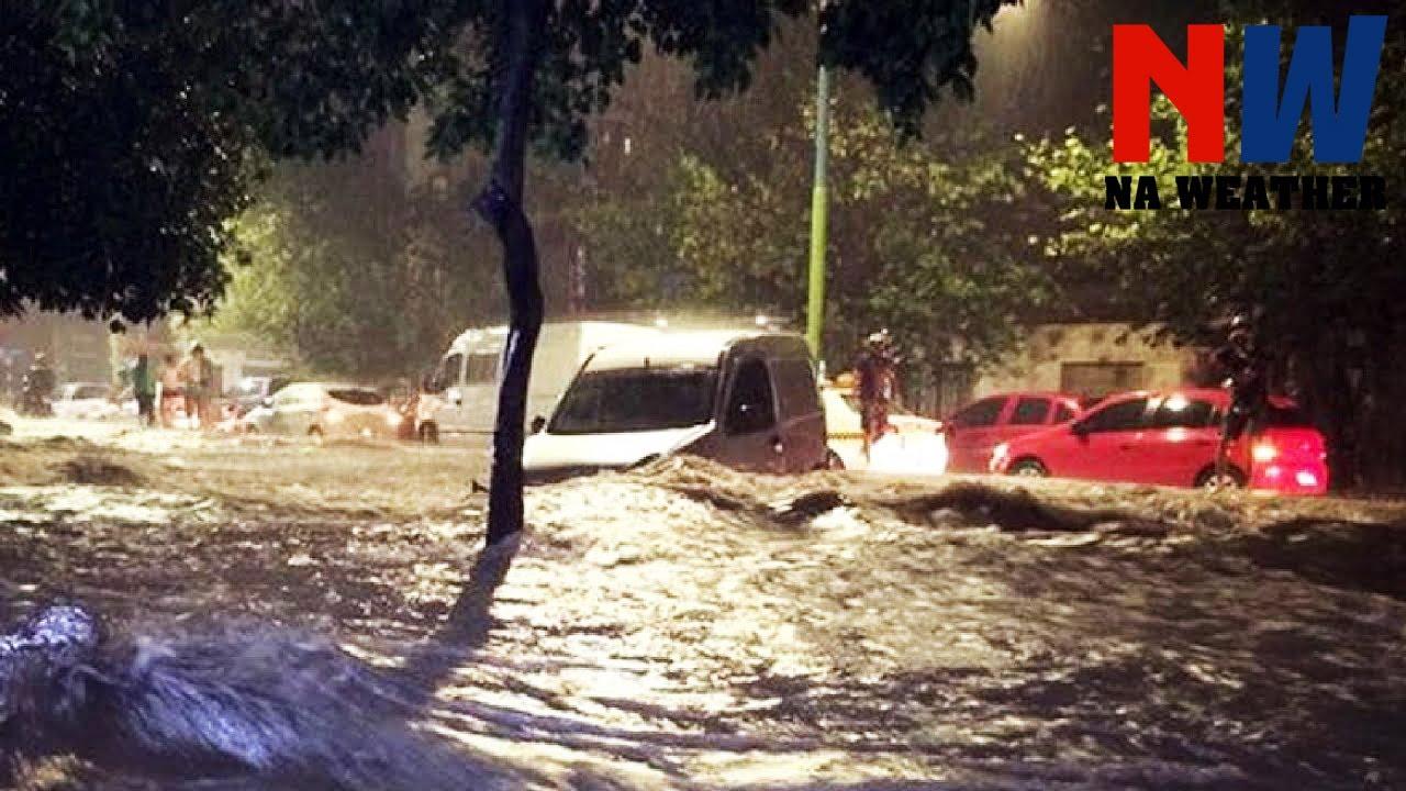 Severe Floods destroys Tucumán, Argentina Dec  28, 2020 Natural Disaster
