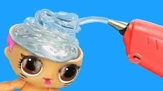 13 Astuces Et DIY Avec Des Poupées LOL Surprise thumbnail