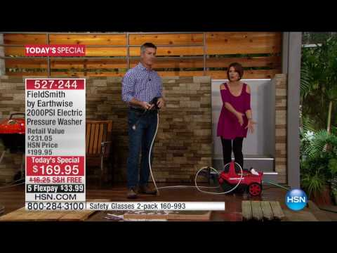 HSN | Outdoor Solutions featuring EARTHWISE 03.13.2017 - 04 PM