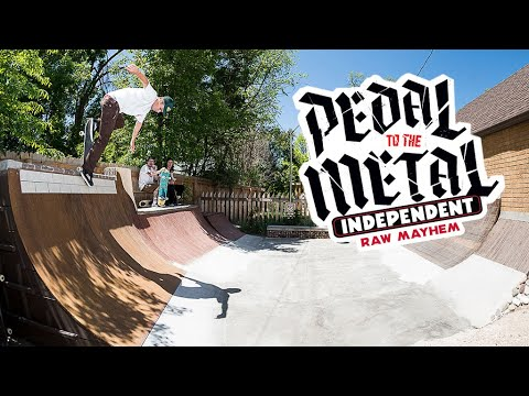 RAW MAYHEM w/ Russell, Hewitt, and Mountain | PEDAL TO THE METAL
