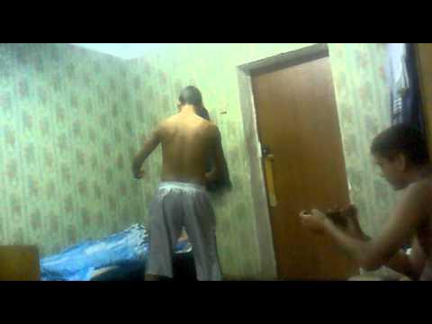 Секс в туалете русской общаге 14