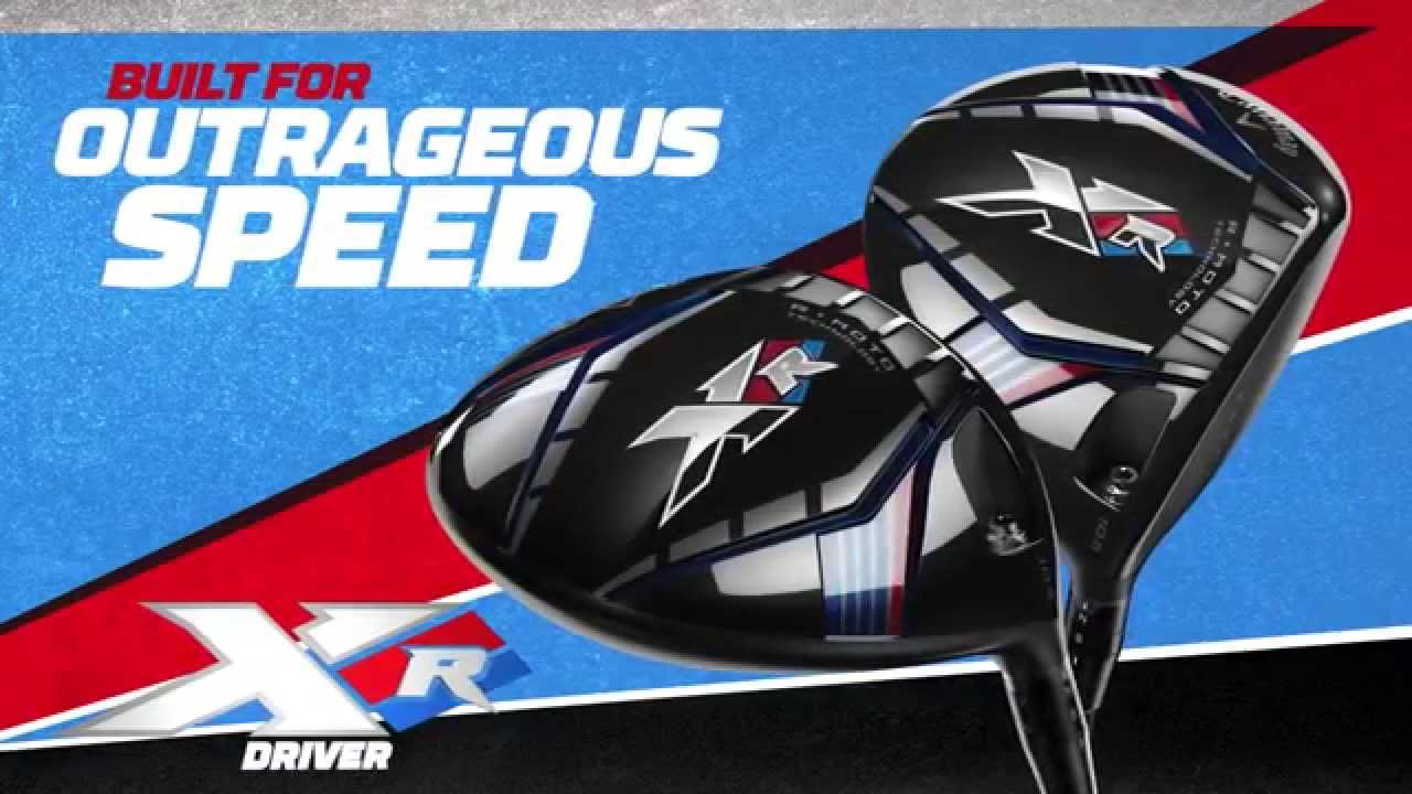 XR Driver: Built For Outrageous Speed