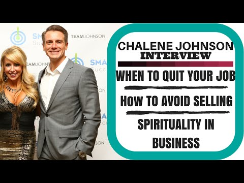 Chalene Johnson Interview   Build Your Tribe   When To Quit Your Job and more