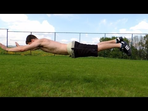 50 Best Body Weight Exercises