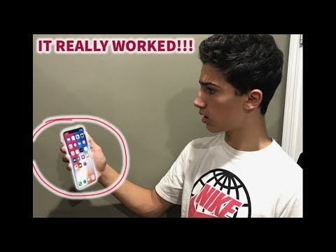 D.I.Y. iPhone X!!! (NOT CLICKBAIT!!)